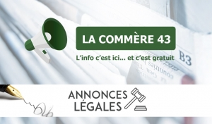 SCI CHASSALEUIL : AVIS DE CONSTITUTION