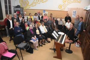 Yssingeaux : une nouvelle chef de choeur à Choral'Ys