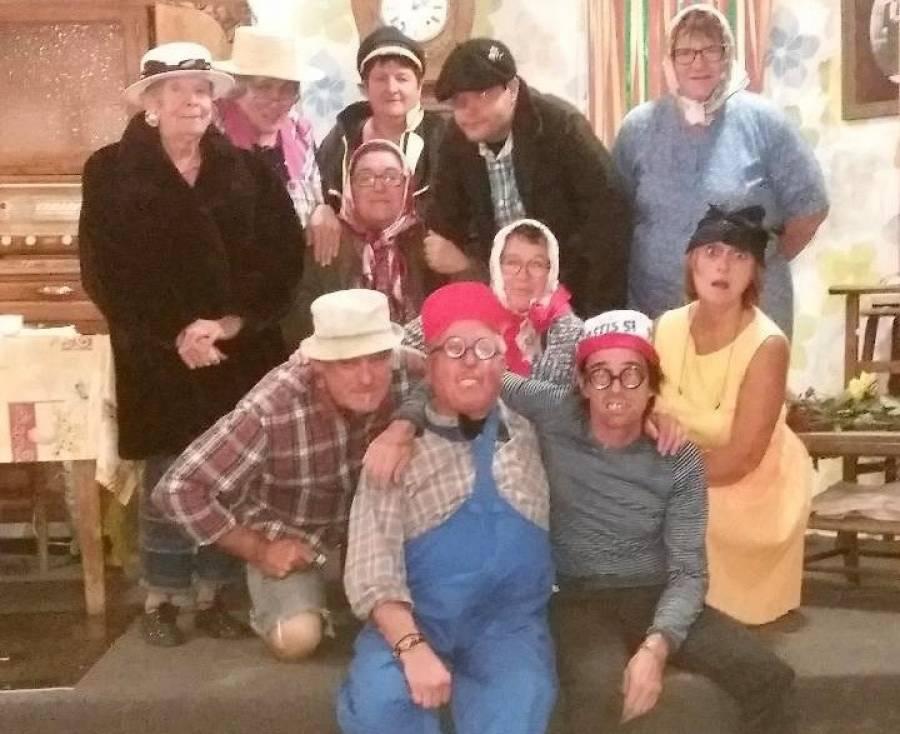 Solignac-sous-Roche : les Kilucrus présentent une farce paysanne en octobre