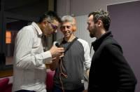 La radio FM43 (ici Olivier Fargier en pleine interview de Cédric Merle du Rézo 43) participe à l'Altilive lundi 20 mars de 6 h à minuit.
