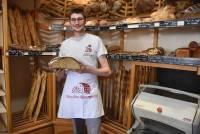 Saint-Didier-en-Velay : Thomas Gaillard est le nouveau boulanger