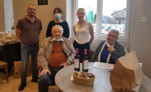 Saint-Pierre-Eynac : un plateau repas à emporter pour les aînés du village