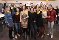 La Séauve-sur-Semène : une fête colorée pour les classes en 8