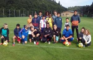 Un stage de foot gratuit pour les jeunes au Chambon-sur-Lignon
