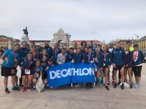 Saint-Germain-Laprade : 41 coureurs des Foulées au marathon de Lisbonne