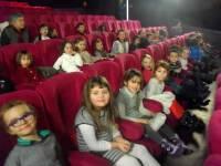 Tence : les enfants de l'école publique au cinéma