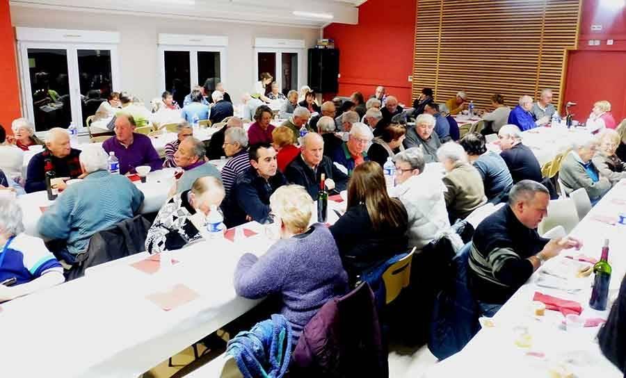 Trois cents soupes dégustées à la maison de retraite de Sainte-Sigolène