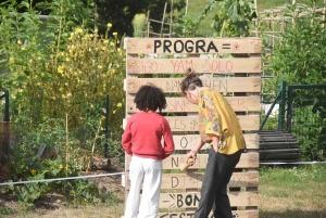 La Campagn'art a fait son nid à Montfaucon-en-Velay
