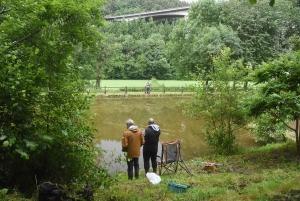 Pont-Salomon : 57 poissons pour 48 pêcheurs au safari au plan d'eau