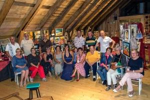 Monastier-sur-Gazeille : artistes et artisans de Mez'Art vont exposer cet été