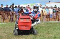 Les motards participent aux démonstrations.