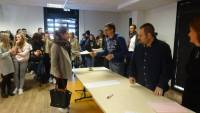 Yssingeaux : les diplômes remis aux élèves du lycée George-Sand