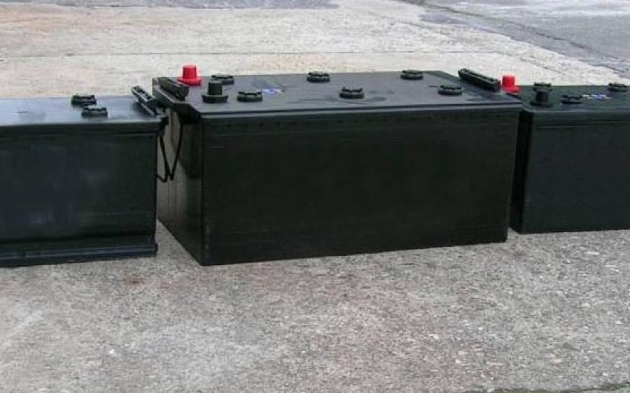 Montregard : des batteries de poids-lourds dérobées dans une entreprise