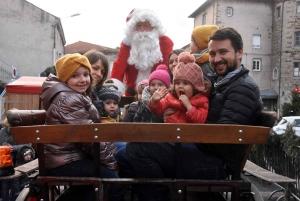 Monistrol-sur-Loire : un Noël fait maison à l'école Notre-Dame-du-Château