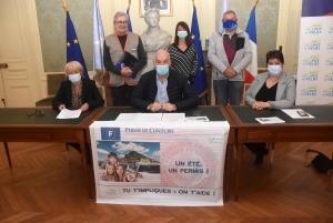 Le Puy-en-Velay : une aide au permis de conduire en échange d'une action citoyenne