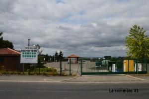 Déchetterie de Saint-Just-Malmont