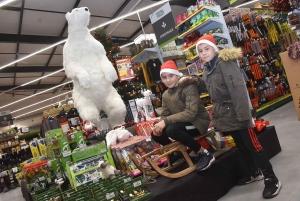 Tence : prenez votre enfant en photo devant un ours de 2 mètres