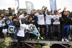 Retour en photos sur la montée du Puy Foot en National