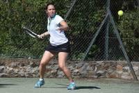 Delphine Courthial a perdu en finale du 1er tournoi