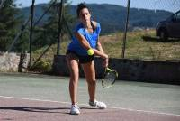 Lison Fortier a gagné les deux tournois chez les femmes