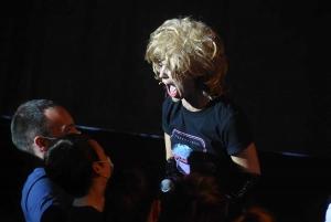 Laurie Peret sans filtre pour refermer le 29e Festival du rire d'Yssingeaux