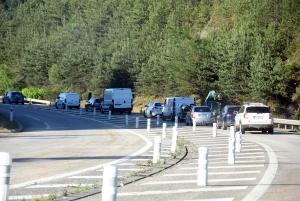 Saint-Maurice-de-Lignon : une voiture signalée dans la nuit à contresens sur la RN88