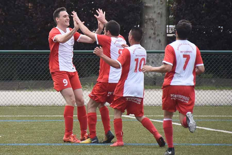 Foot : Retournac décroche le titre de champion en District 1