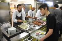 Saint-Julien-Chapteuil : quatre chefs au lieu d'un à la cantine du collège public
