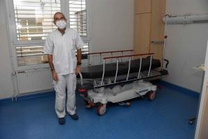 L'hôpital Emile-Roux ouvre de nouveaux lits de réanimation