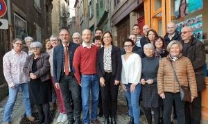 Puy-en-Velay : Catherine Granier-Chevassus affiche l'ordre officiel de sa liste