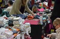 La bourse aux vêtements est annulée au Mazet. Photo d'illustration