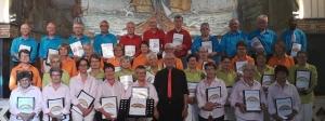 Puy-en-Velay : la chorale Arc-en-ciel en concert aux Carmes