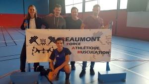 Force athlétique : l'Athlétic-Club du Puy assure pour la première compétition