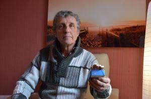 Bruno Murgue utilise l'hypnose pour le sevrage tabagique.