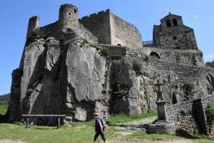 Le château de Chalencon