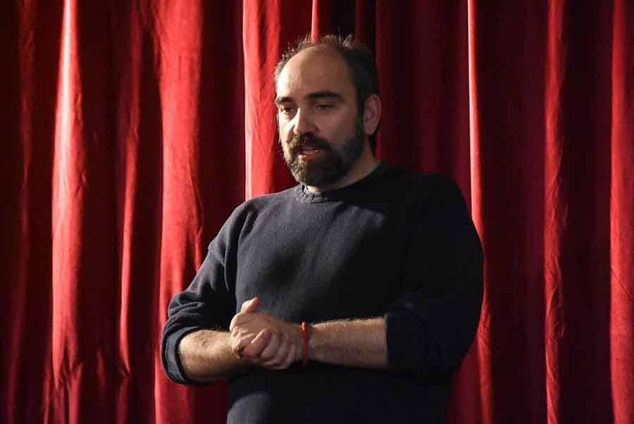 """Saint-Pal-de-Mons : les comédiens jouent la """"Mort accidentelle d'un anarchiste"""""""
