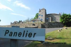 La maison-forte Le Panelier au Mazet-Saint-Voy