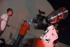 Planète Mars, découvrez l'observatoire H. Reeves
