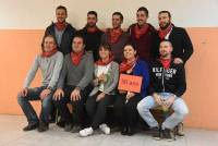 Saint-Didier-en-Velay : cent classards en 8 en agapes