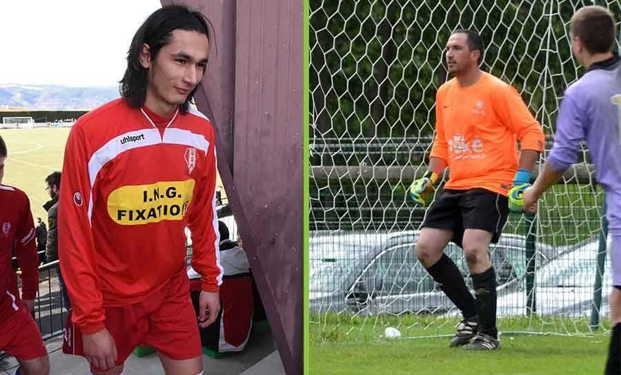 Gunay Korkmaz et Julien Guillot.