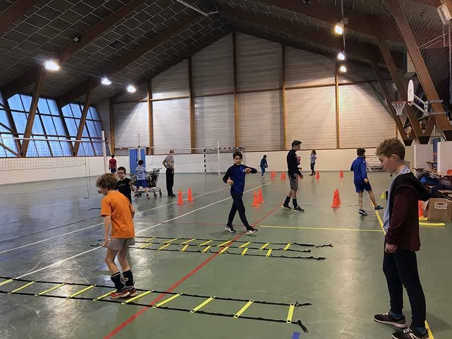 Un stage de volley pour les jeunes les 19 et 20 février à Yssingeaux
