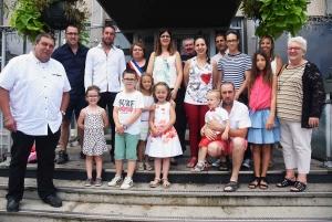 Sainte-Sigolène : un double baptême républicain