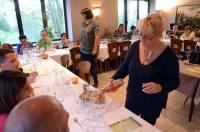 Jeudi, à Montfaucon-en-Velay, une soirée accord mets/vins avec Chantal Montcher aux Platanes