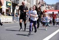 15 km du Puy : les 1 000 m des enfants en photos