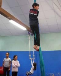 Grazac : les enfants à l'école... du cirque