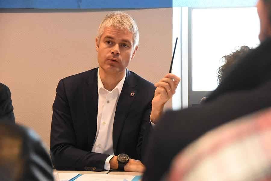 Républicains de Haute-Loire : Laurent Wauquiez réélu dans un fauteuil