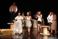 Théâtre : La Puce qui trotte joue samedi à Coubon et le 5 avril à Queyrières