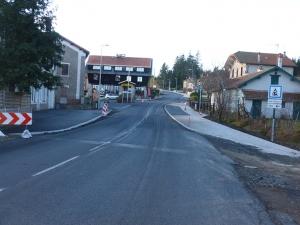 La traversée de Sembadel-Gare fermée cette semaine