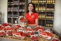 Saint-Jeures : une boutique pour s'approvisionner directement en fruits rouges