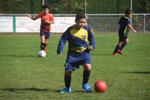 Yssingeaux : vingt collégiens aux sélections de la section foot